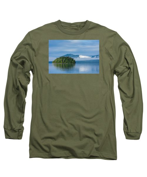 Remote Beauty Long Sleeve T-Shirt by Don Mennig