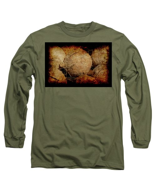 Renaissance Coconut Long Sleeve T-Shirt
