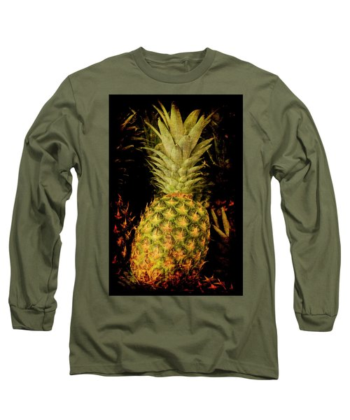 Renaissance Pineapple Long Sleeve T-Shirt