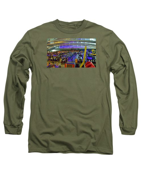 Replay Fx 2015 #1 Long Sleeve T-Shirt by William Bartholomew