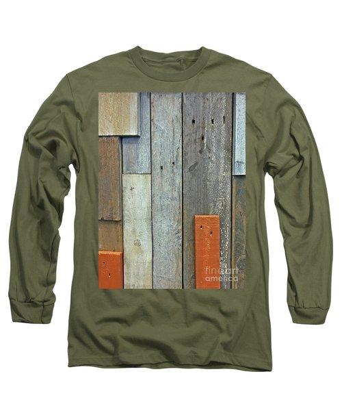 Repurposed Long Sleeve T-Shirt