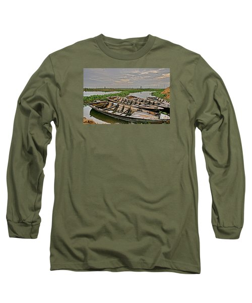 Rest Of Boat Long Sleeve T-Shirt