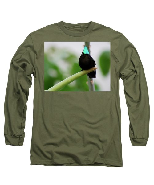 Resting En Route Long Sleeve T-Shirt