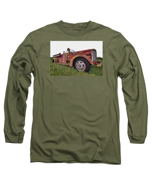 Retired Hero Long Sleeve T-Shirt