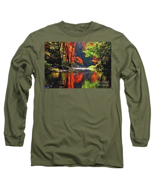 Revealed Long Sleeve T-Shirt by Sheila Ping
