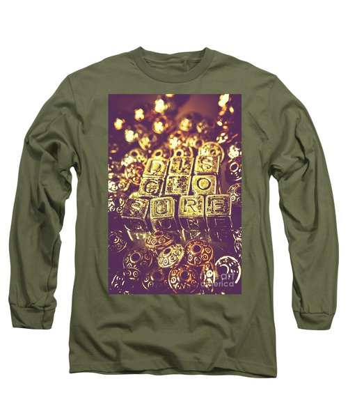 Revealing Mysterious Of Space Long Sleeve T-Shirt
