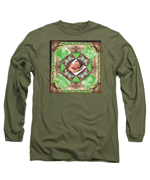 Reynard Quilt Long Sleeve T-Shirt