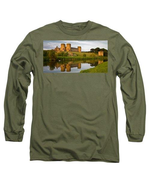Rhuddlan Castle Long Sleeve T-Shirt