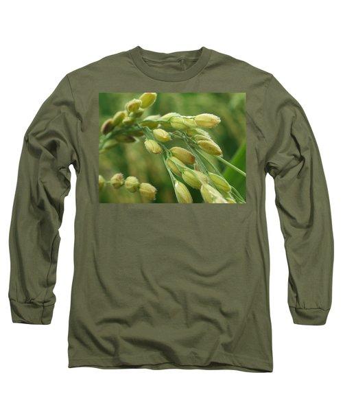 Rice Long Sleeve T-Shirt