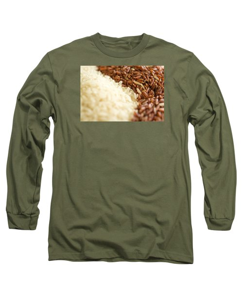 Rice Long Sleeve T-Shirt