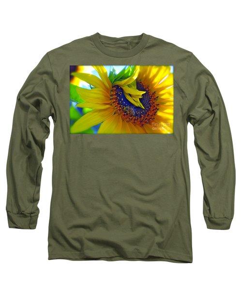 Rich In Pollen Long Sleeve T-Shirt