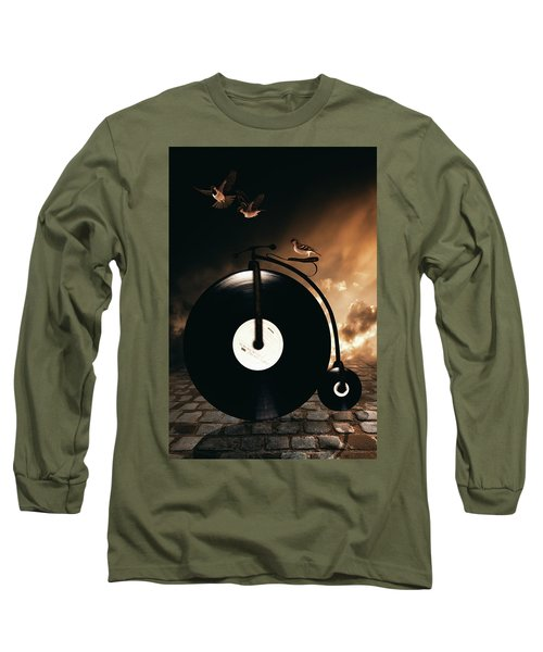 Ride Lesson Long Sleeve T-Shirt
