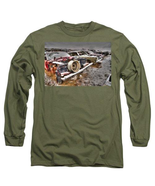 Rim Shot Long Sleeve T-Shirt