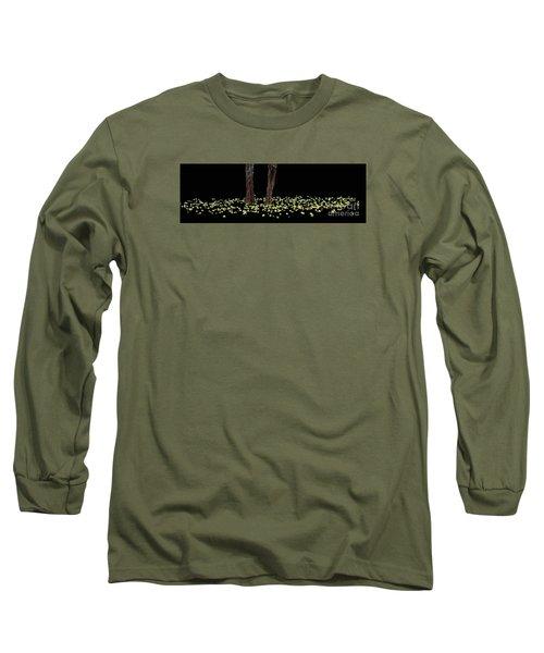 Ring Of Green  Long Sleeve T-Shirt