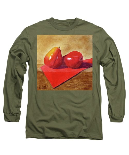 Ripe For The Eating Long Sleeve T-Shirt