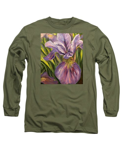 Ripe Iris Long Sleeve T-Shirt