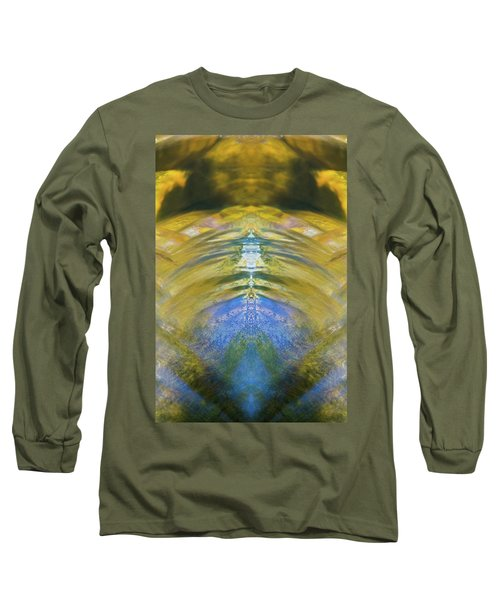 Ripples Of Bell Rocks Long Sleeve T-Shirt