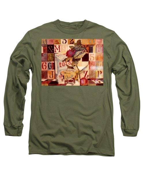 Rise And Shine Long Sleeve T-Shirt by Bernard Goodman