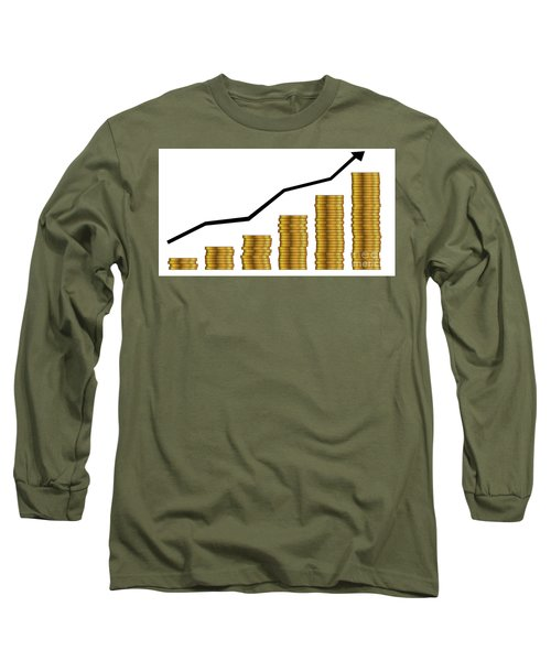 Rising Prices Long Sleeve T-Shirt