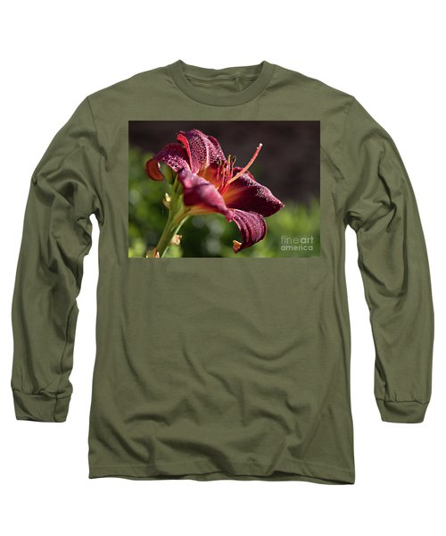 Rising To The Sun Long Sleeve T-Shirt