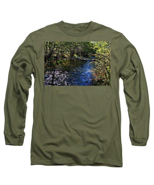 River Of Peace Long Sleeve T-Shirt