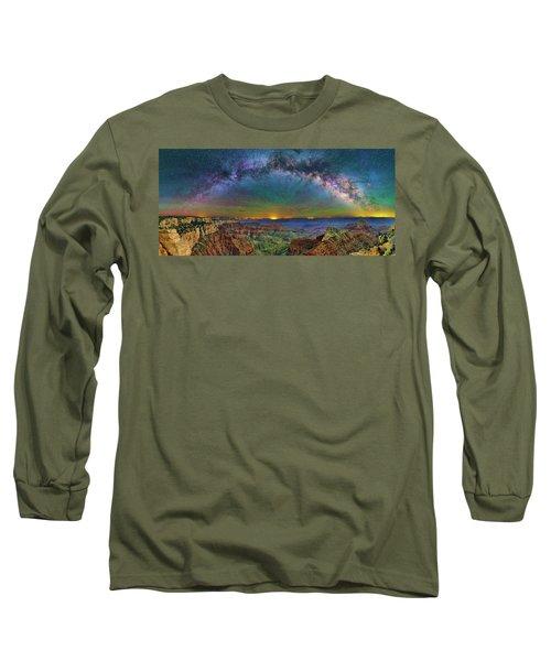 River Of Stars Long Sleeve T-Shirt