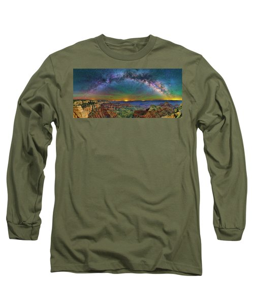 River Of Stars Long Sleeve T-Shirt