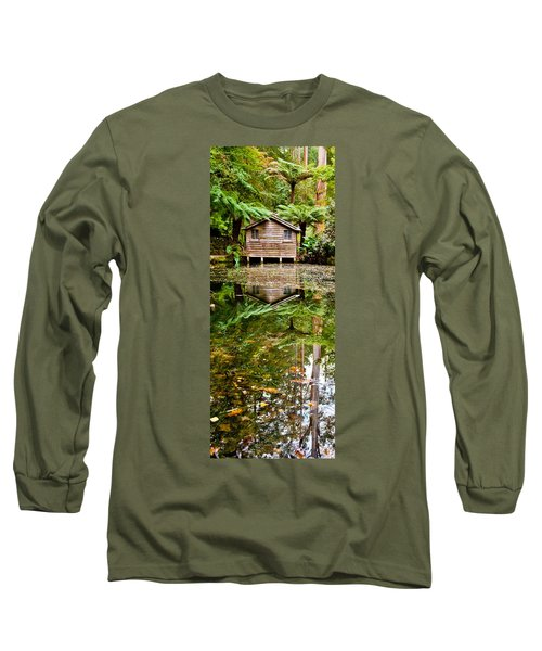 River Reflections Long Sleeve T-Shirt
