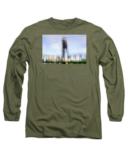 River Reflections Long Sleeve T-Shirt