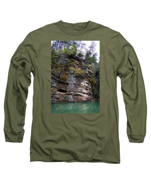 River Rock Long Sleeve T-Shirt