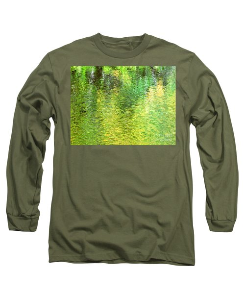 River Sanctuary Long Sleeve T-Shirt