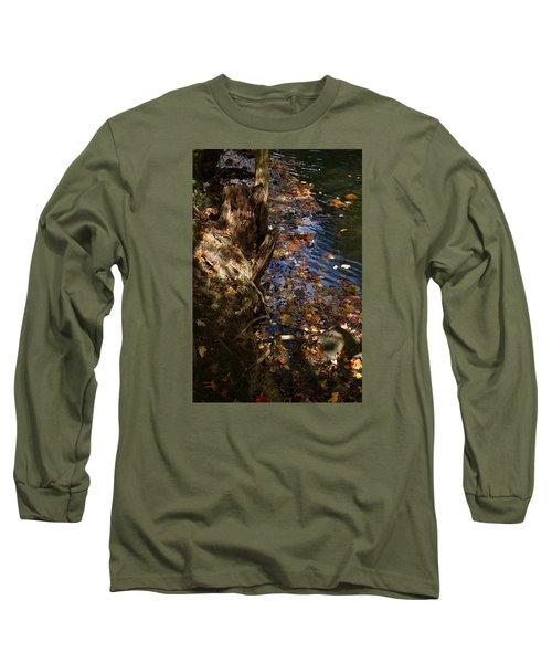 Riverbank View Long Sleeve T-Shirt