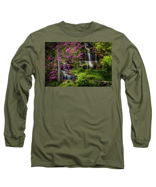 Rivercut Waterfall Long Sleeve T-Shirt