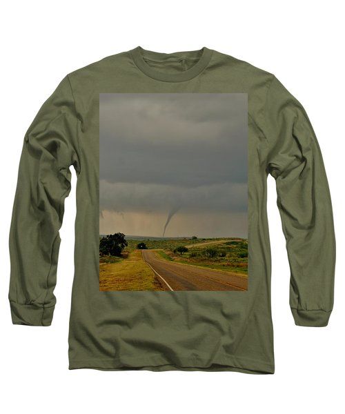 Road To The Twister Long Sleeve T-Shirt