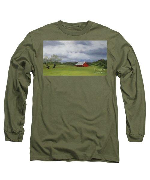 Road To Yosemite Long Sleeve T-Shirt