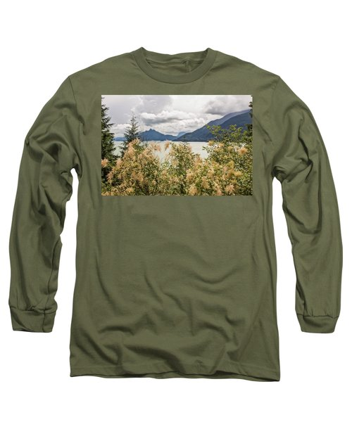 Road With A View Long Sleeve T-Shirt