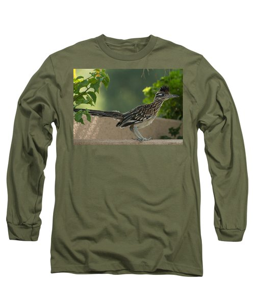 Roadrunner Closeup Long Sleeve T-Shirt