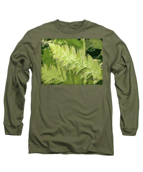 Roadside Fern 2 - Long Sleeve T-Shirt