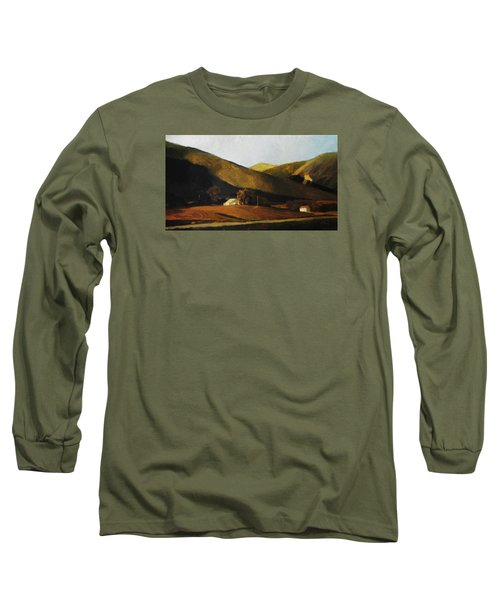 Roadside Long Sleeve T-Shirt