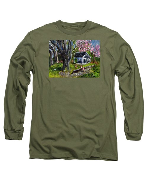 Roadside Vegetable Stand Off Season Long Sleeve T-Shirt