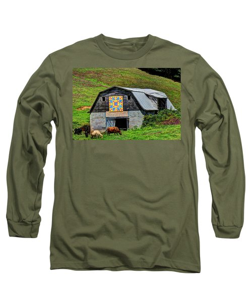 Robbing Peter To Pay Paul Long Sleeve T-Shirt