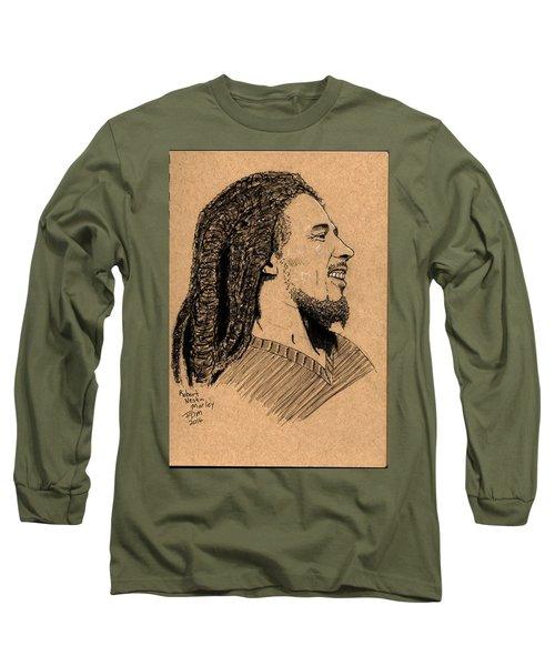 Robert Nesta Marley Long Sleeve T-Shirt
