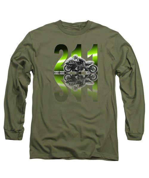 Robert Parker T001 Long Sleeve T-Shirt