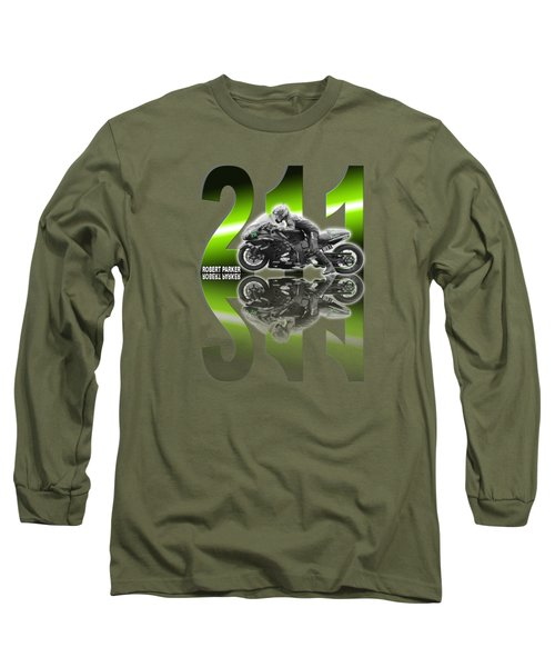 Robert Parker T001 Long Sleeve T-Shirt