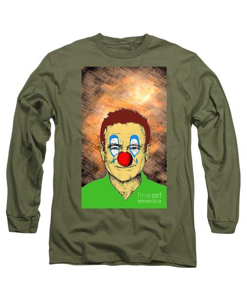 Robin Williams 1 Long Sleeve T-Shirt