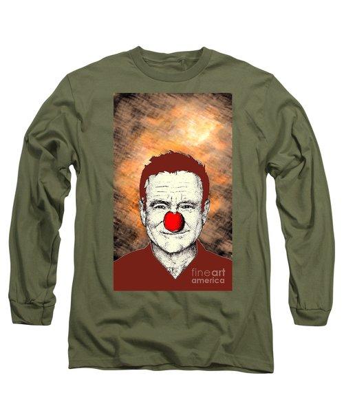 Robin Williams 2 Long Sleeve T-Shirt