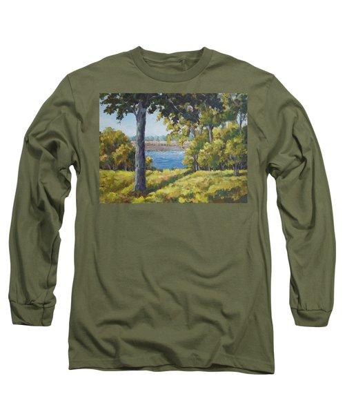 Rock Cut State Park Long Sleeve T-Shirt
