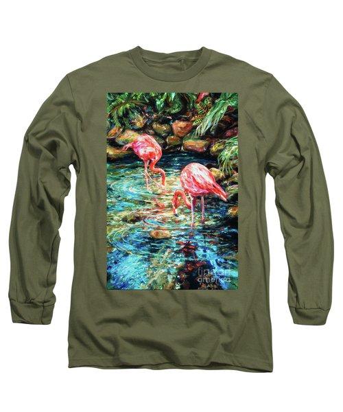 Rock Pond Long Sleeve T-Shirt