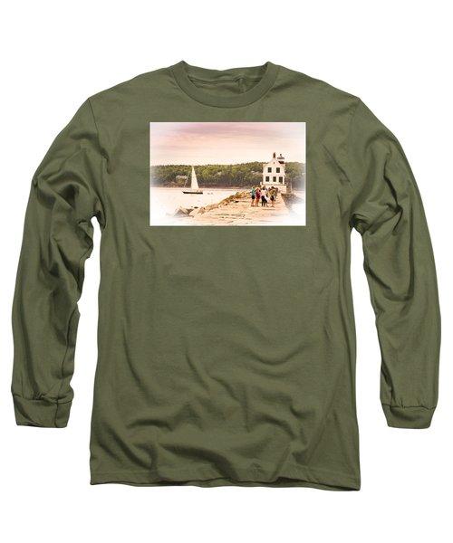 Rockland Breakwater Long Sleeve T-Shirt