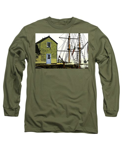 Rockport Harbor Long Sleeve T-Shirt